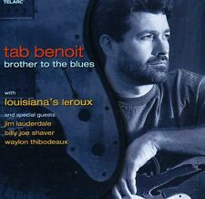 Tab Benoit - Brother to the Blues [New CD]