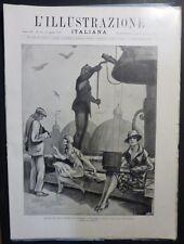 ILLUSTRAZIONE ITALIANA - N 34/1927 - L. BOMPARD - VENEZIA - BOLZANO NUOVA PROV.