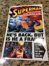 Superman - Back in Action by Gerry Conway, Fabián Nicieza, Kurt Busiek and...