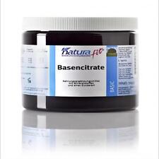 NATURAFIT Basencitrate Pulver 300g PZN 9775524