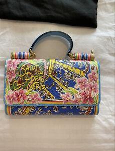 Dolce & Gabbana Sicily Wallet On Chain