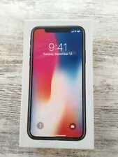 iPhone X 64 GB Gris espacial móvil libre. Nuevo. Precintado.Factura con 21% iva.