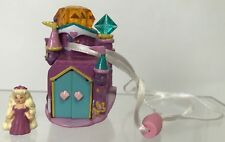 Vintage Trendmasters Star Castle Kaleidoscope Locker Necklace Mini Princess Rare