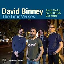 David Binney - The Time Verses [CD]
