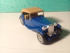Voiture Miniature MatchBox  - Bleue « MG T.C 1945 » N°Y-8