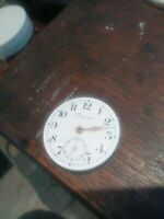 Longines Pocket Watch Movement Cal 19.74N & Excellent Dial. 43mm Sold as It!!