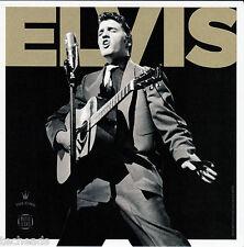 Label - 2015 Elvis Presley Forever Item #589000 - Used - All 16 Stamps Removed