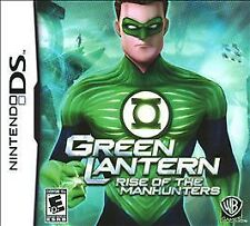Green Lantern - Rise of the Manhunters New DS