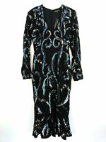 Virgos Lounge Sequin Dress Size UK8 EUR36 US4