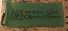 "Alabama Power Sunny King Golf Classic Driver Cover 15"" X 6"" Cloth"