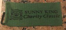 Alabama Power Sunny King Golf Classic Driver Cover 15" X 6" Cloth