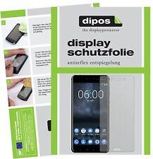 6x Nokia 6 Pellicola Protettiva Protezione Schermo Antiriflesso dipos