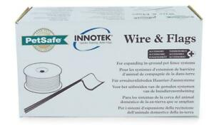 Petsafe Wire and Flags (150 mtr roll)