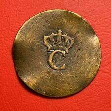 #1559 - Colonies françaises Sol Tampé C Couronné - FACTURE
