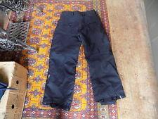 BONFIRE Arc Snowboard Pants Classic Fit Men's Size Medium Snow Ski Cargo Black