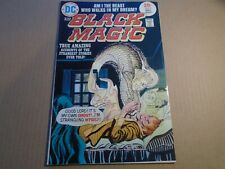 BLACK MAGIC #9 Jack Kirby DC Comics 1975 FN/VF