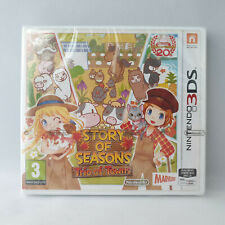 Nintendo 3DS - Story of Seasons Trio of Towns NEW SEALED