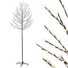 [in.tec]® LED Lichterbaum 2,2m Beleuchtung Leuchtender Weihnachts Baum Deko