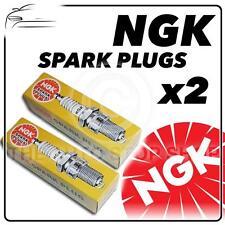 2x Ngk Spark Plugs parte número Cr8e Stock N ° 1275 Nuevo Genuino Ngk sparkplugs