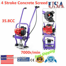 358cc 4 Stroke Gas Concrete Screed Engine Wet Power Screed Cement Assembly New