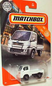Matchbox Die Cast Subaru Sambar Pickup Truck in Blue NEW SEALED