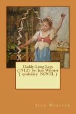 Daddy-Long-Legs (1912) By: Jean Webster ( Epistolary Novel )