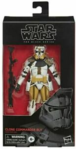 Star Wars The Black Series Clone Wars Commander Bly In Stock!!