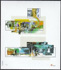 PORTUGAL 2000 3 X SET OF SPECIAL S/S IN FOLDER (ref 2) MNH