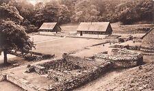 Postcard - Chedworth - Roman Villa - General View