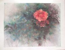 Renzo Vespignani  litografia cm.92x70