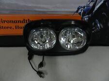 Harley Davidson Touring Road-Glide Dual Headlight With LED Bulbs