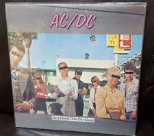 AC/DC Dirty Deeds Done Dirt Cheap Hard Rock Music Vinyl LP SD 16033 Atl