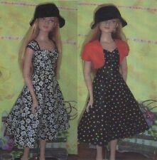 "Sewing pattern fits 22"" Fashion American Model doll, Revlon, Tonner Tyler SD BJD"