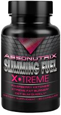 Absonutrix Slimming Fuel Raspberry Ketones Hoodia Fucoxanthin Green Tea vitaminB