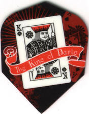 """King of Darts"" Dart Flights: 3 per set"