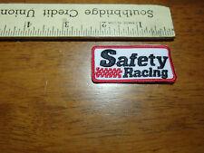SAFETY CAR  RACING PATCH   CAR RACING INDY 500 DRAG RACING   BX P 24