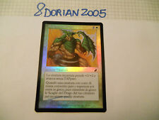 1x MTG FOIL Scaglie del Drago-Dragon Scales Magic EDH SCG Flagello ITA Italiano