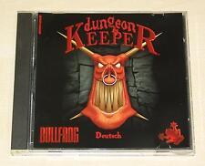 DUNGEON KEEPER - PC SPIEL - DEUTSCHE VERSION - NEUWERTIG