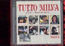 MILVA -TUTTO MILVA DOPPIO  CD NUOVO SIGILLATO