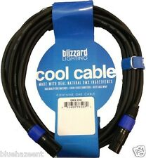 Blizzard Lighting Cool Cable DMX-25Q 25' 3 pin DMX cable