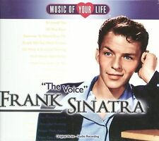 The Voice by Frank Sinatra - Someone to watch over me, If I Loved You, FREE ship
