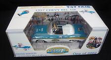 GearBox 2002 International Toy Fair Pedal Car 1957 Chevy Bel Air #2500