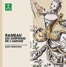 Marc Minkowski - Rameau Les Surprises de lamour (The Erato Story) [CD]
