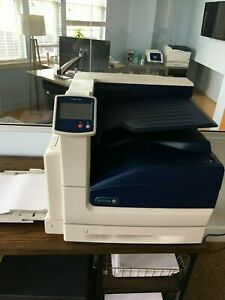 Xerox Phaser 7800 Color Printer Tabloid Size Graphic Intensive High Resolution