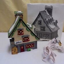 New Elf Bunkhouse #56014 North Pole Heritage Collection Villiage Dept 56