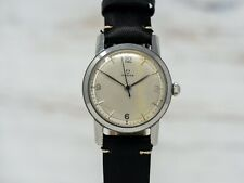 Vintage Original 1940s Omega Watch 28SC Central Seconds - FULLY SERVICED