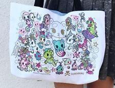 SDCC Comic Con 2017 Tokidoki Exclusive Sea Punk Canvas Tote Bag Unicorno