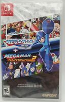 Mega Man Legacy Collection 1 + 2 - Nintendo Switch - Brand New | Factory Sealed