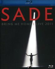 Sade Bring Me Home - Live 2011 Blu-ray 2012 Region