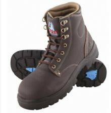 """🔥BRAND NEW!!!🔥 RRP$179.95 🔥STEELBLUE """"Argyle Whiskey"""" STAFETY STEEL CAP boots"""